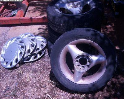 vw rabbitt wheels