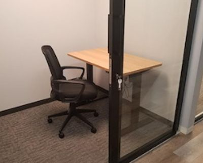 Private Office - 1 Available at Ironfire Workspaces - Bellflower