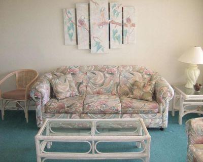 Horizon South 54205: Great 1 Bedroom, 1.5 Bath with Bunk Beds, Sleeps 6 - West Panama City Beach