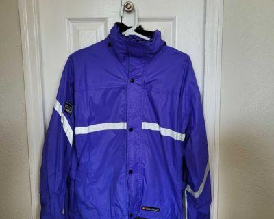 Misty Mountain Outerwear Biking Jacket with reflectors - Size S (Big)