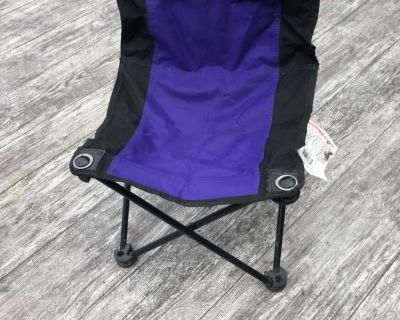 Sturdy Kids camping chair almost new
