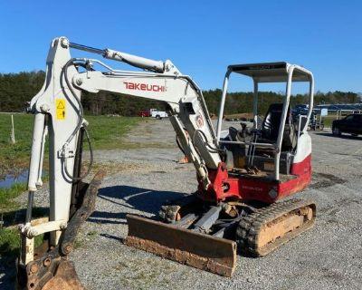 Spring Equipment, AG & Transportation Auction