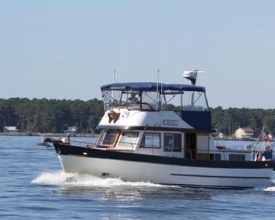 1979 CL Yachts Sea Ranger 37 Foot Aft Cabin