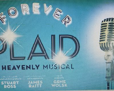 Forever Plaid A Heavenly Musical 2 Tickets Great Seats Drury Lane Theatre Oakbrook