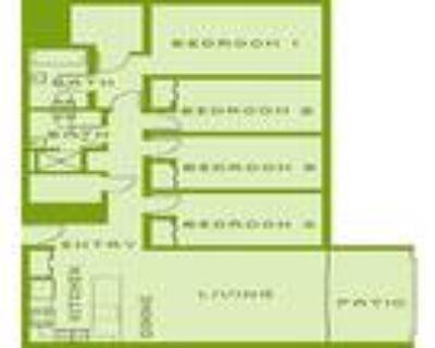 SUMMER HOUSE APARTMENTS - Plan A