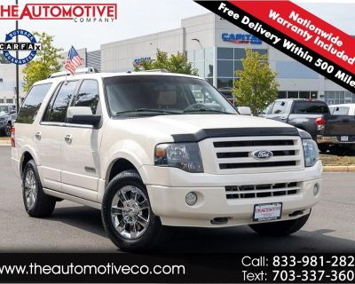 Used 2008 Ford Expedition Limited