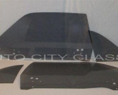 1970 1971 1972 1973 1974 Plymouth Barracuda 2 Door Ht Grey Side Glass Exchange