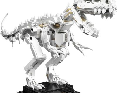 Lego Ideas Dinosaur Fossils Sold As Is