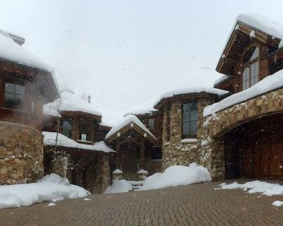 Ski-In/Out Back Door-First Tracks @Park City Resort |Colony Luxury Mansion|12,00 - Park City
