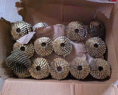 """Box of New Roofing Nails 1 1/4"""" x .120"""""""