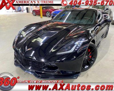 2015 Chevrolet Corvette 3LT Coupe Automatic