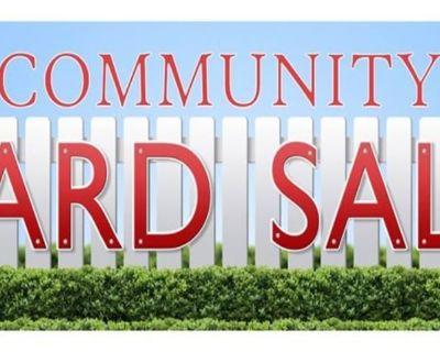 COMMUNITY YARD SALE ----> 10/16/2021 7AM-3PM  4354 HAWKSLEY PLACE  WESLEY CHAPEL / ZEPHYRHILLS