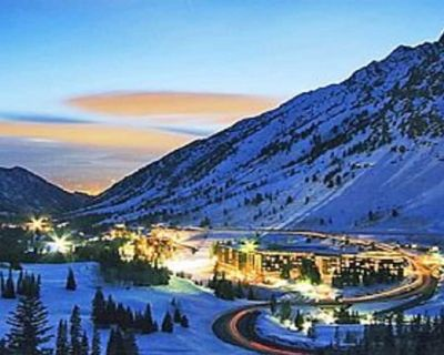 NEW YEAR'S EVE SNOWBIRD - Iron Blosam- 1 bedroom- December 21 to January 4th - Salt Lake Mountain Resorts