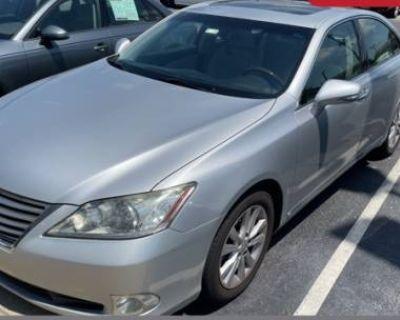 2010 Lexus ES ES 350