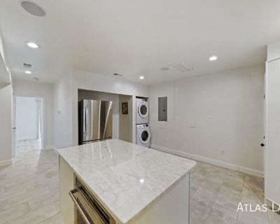 Brand New, Fully Renovated, 2 Bed / 2 Bath Minutes from Union Market, Ivy City, Gallaudet. In Person and Virtual Tour Available.
