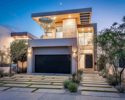 MODERN LUXURY QUIET VILLA GYM HIGH CEILINGS NATURAL LIGHT OPEN FLOOR PLAN, LOS ANGELES, CA