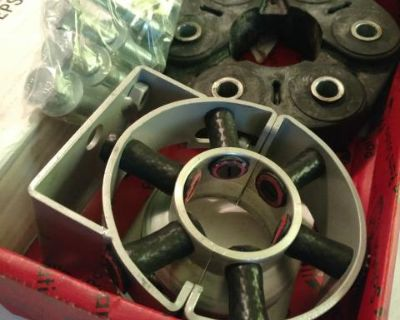Driveshaft support bearing mount update by EPS