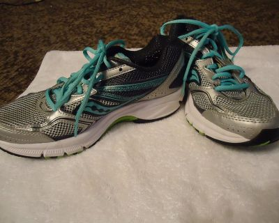 Ladies Saucony Cohesion 9 Running Shoes Size 6.5B