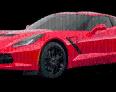 2019 Chevrolet Corvette Stingray Z51 1LT Coupe