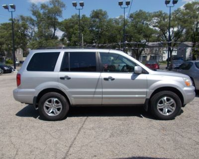 2005 HONDA PILOT EX w/ Leather and DVD 178866