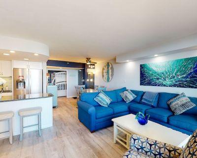 Sea Colony Ocean 2nd floor condo w/ shared sauna, gym, and pool - Bethany Beach