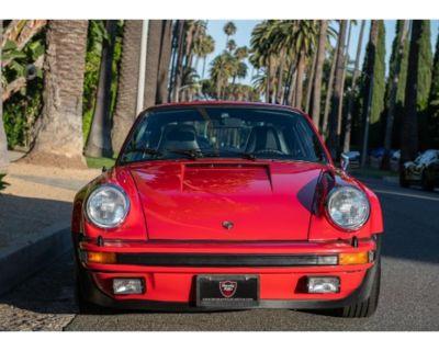 1975 Porsche 930