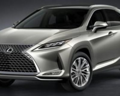 New 2022 Lexus RX With Navigation & AWD