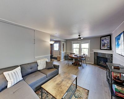Old Town Hideaway w/ All-New Interior - Steps to Main Street & Town Lift! - Downtown Park City