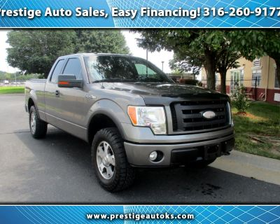 Used 2009 Ford F-150 STX SuperCab 6.5-ft. Bed 4WD