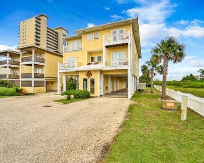 3BR/3BA Property W/ Views of Lagoon, Beach & Pool, Available! - Gulf Shores