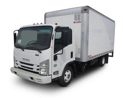 2017 ISUZU NPR HD Box Trucks, Cargo Vans Truck