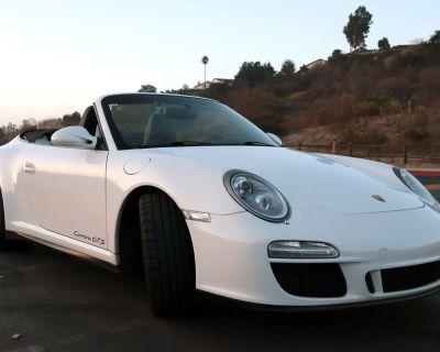 2011 Porsche 911 GTS cab PDK