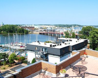 After a long day, park and take a walk to a favorite Eastport pub or restaurant or venture over the draw bridge into downtown for a morning coffee or evening ice cream. - Eastport