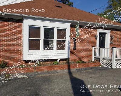 Apartment Rental - 1107A Richmond Road