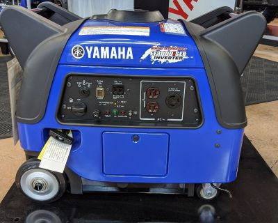 2018 Yamaha EF3000iSEB Generator Generators Evansville, IN