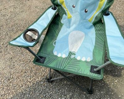 Camping chair ( used 2 times)