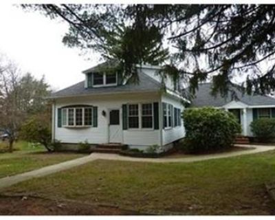 Two-family home situated on a large wooded lot. Washer/Dryer Hookups!