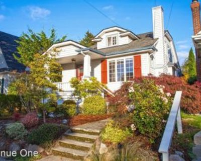 5528 Woodlawn Ave N, Seattle, WA 98103 3 Bedroom House