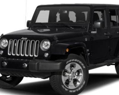 2017 Jeep Wrangler 75th Anniversary