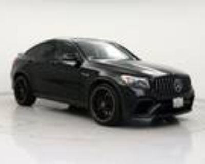2019 Mercedes-Benz GLC63 AMG Coupe S