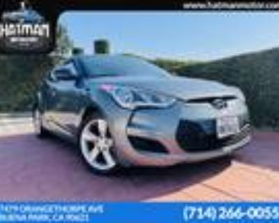 2013 Hyundai Veloster w/Black Int for sale