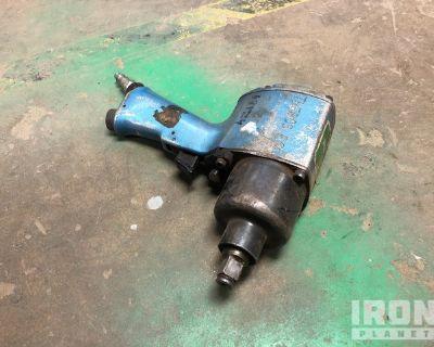 Jet Impact Wrench