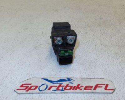 04-05 Suzuki Gsx-r 750 Gsxr 600 1000 Starter Relay Starting Motor Switch Sensor
