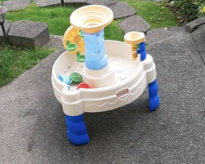 Free water table