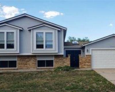 2686 Deliverance Dr, Colorado Springs, CO 80918 4 Bedroom House
