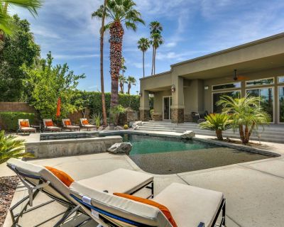 EXCEPTIONAL ESTATE! ALL 5* LUXURY PRIVATE RESORT FEEL HOME, FABULOUS LOCATION - Palm Desert