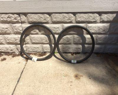 26 Rims and Single tubeTires. TOC