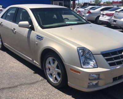2008 Cadillac STS 1SA