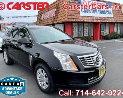 Used 2014 Cadillac SRX FWD 4dr Luxury Collection