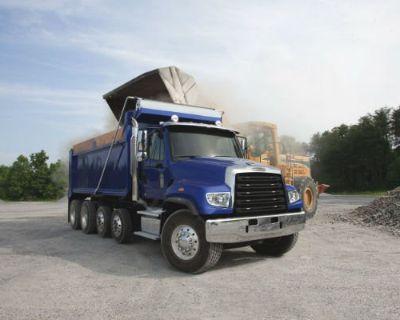 Heavy equipment & dump truck financing - (Nationwide)